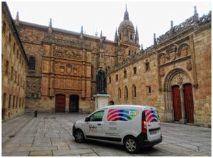 Contacta con Gráficas Salamanca
